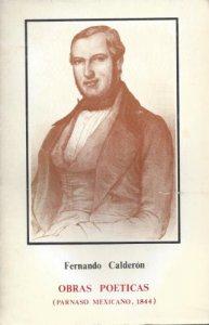 Obras poéticas (Parnaso mexicano, 1844)
