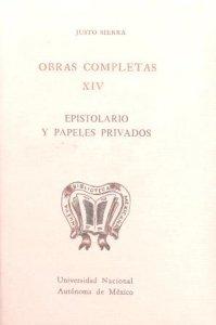 Obras completas XIV. Epistolario y papeles privados
