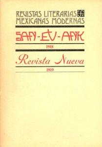 San-Ev-Ank : 1918 ; Revista Nueva : 1919