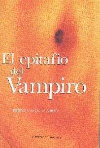 El epitafio del vampiro