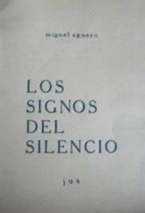 Los signos del silencio