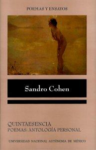 Quintaesencia : poemas : antología personal