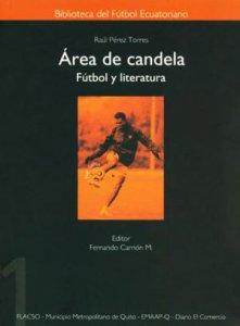 Área de candela : fútbol y literatura