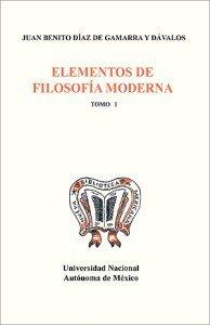 Elementos de filosofía moderna