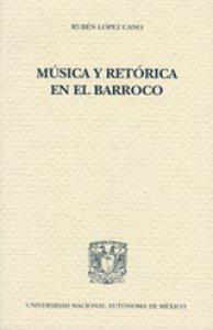 Música y retórica en el Barroco
