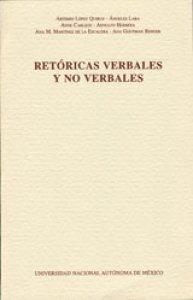 Retóricas verbales y no verbales