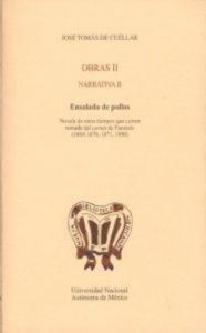 Obras II. Narrativa II. Ensalada de pollos : novela de estos tiempos que corren tomada del carnet de Facundo (1869-1870, 1871, 1890)