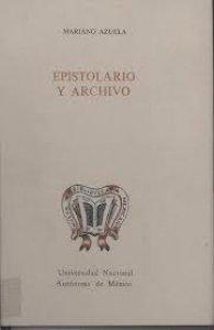 Epistolario y archivo