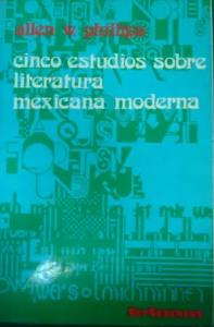 Cinco estudios sobre la literatura mexicana moderna