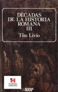 Décadas de la historia romana III