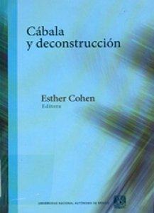 Cábala y deconstrucción