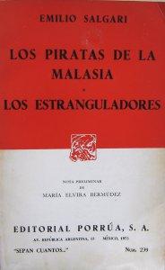 Los piratas de la Malasia ; Los estranguladores