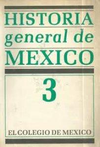 Historia General de México : 3