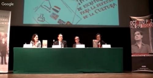 80 años de ''¡No pasarán!'', poema de Octavio Paz