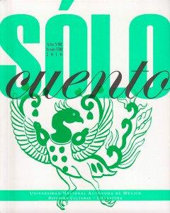 Sólo cuento : Antología de los mejores cuentos en lengua española, Año VIII, Tomo VIII