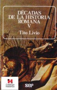 Décadas de la historia romana V