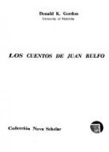 Los cuentos de Juan Rulfo