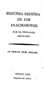 Segunda defensa de los fracmasones