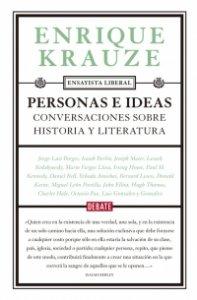 Personas e ideas : conversaciones sobre historia y literatura