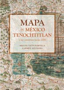 Mapa de México Tenochtitlan