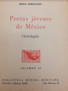 Poetas jóvenes de México : antología