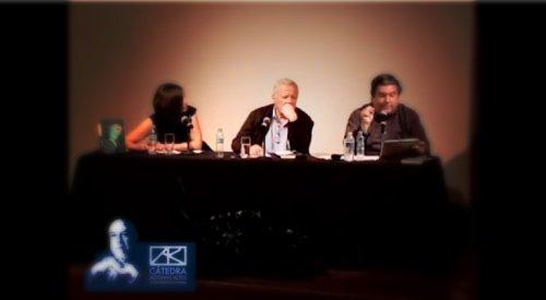 Presentación de la novela <i>Abecedario</i> de Federico Reyes Heroles
