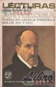 Antología de la poesía en lengua española : siglos XVI y XVII