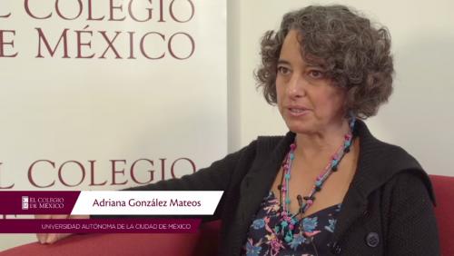 Coloquio Nuevas y novísimas escritoras mexicanas, comentarios por Adriana González Mateos