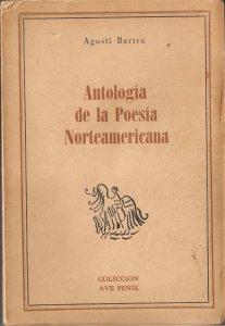 Antología de la poesía norteamericana