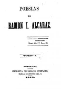 Poesías de Ramón I Alcaraz