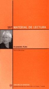 Alejandro Aura. Poesía