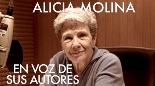 Alicia Molina en Descarga Cultura.UNAM