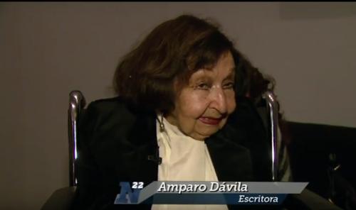 Amparo Dávila: La dama del cuento fantástico