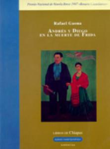 Andrés y Diego en la muerte de Frida