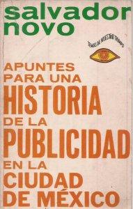 Apuntes para una historia de la publicidad en la Ciudad de México