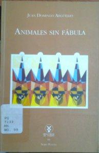 Animales sin fábula