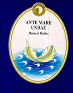 Ante mare undae