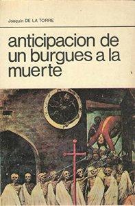 Anticipación de un burgués a la muerte