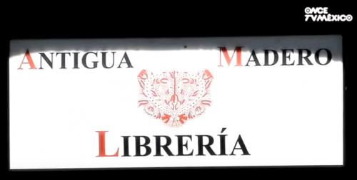 Antigua Librería Madero