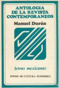 Antología de la revista Contemporáneos