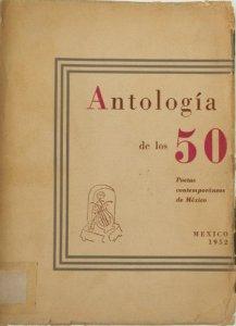 Antología de los 50 poetas contemporáneos de México