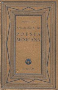 Antología de poesía mexicana