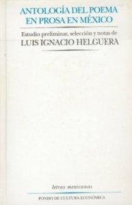 Antología del poema en prosa en México