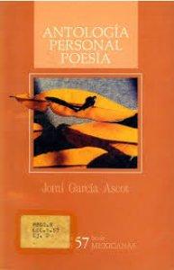Antología personal : poesía