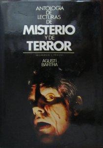 Antología de lecturas de misterio y de terror