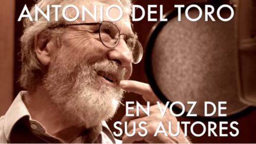 Antonio del Toro en Descarga Cultura.UNAM