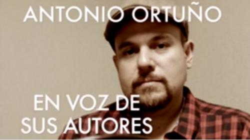 Antonio Ortuño en Descarga Cultura.UNAM