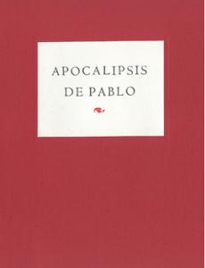 Apocalipsis de Pablo