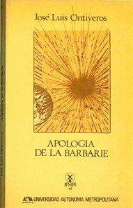 Apología de la barbarie