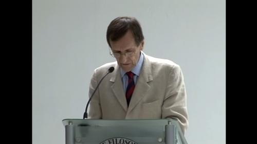 Conferencia: Aquellos griegos que inventamos y que nos inventaron, por el Dr. Jacques Lafaye